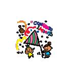 ウクレレガールとPナップルくん(個別スタンプ:39)