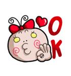 チューチュー妖精のチュ太郎とその家族(個別スタンプ:07)