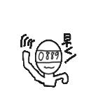 Mr. 四桁(個別スタンプ:07)