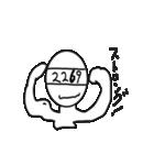 Mr. 四桁(個別スタンプ:29)