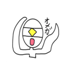 Mr. 四桁(個別スタンプ:38)