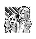 ドラマチック★LINEキャラクターズ(個別スタンプ:22)