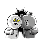ドラマチック★LINEキャラクターズ(個別スタンプ:26)