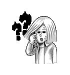 ドラマチック★LINEキャラクターズ(個別スタンプ:37)