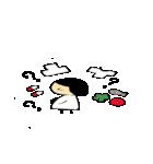 妊婦 花ちゃん(個別スタンプ:03)