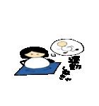 妊婦 花ちゃん(個別スタンプ:28)