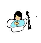 妊婦 花ちゃん(個別スタンプ:31)