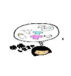 妊婦 花ちゃん(個別スタンプ:32)