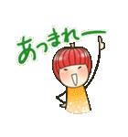 りんご姫の日常 第2弾 【ポジティブ編】(個別スタンプ:10)