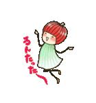 りんご姫の日常 第2弾 【ポジティブ編】(個別スタンプ:17)