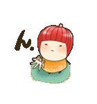 りんご姫の日常 第2弾 【ポジティブ編】(個別スタンプ:25)