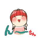 りんご姫の日常 第2弾 【ポジティブ編】(個別スタンプ:27)