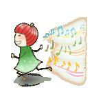 りんご姫の日常 第2弾 【ポジティブ編】(個別スタンプ:33)