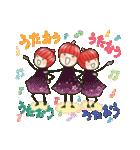 りんご姫の日常 第2弾 【ポジティブ編】(個別スタンプ:34)