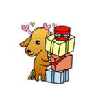 バレンタインにも使えるスタンプ(個別スタンプ:07)