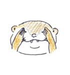 カワうーたん(個別スタンプ:40)