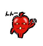 うなりんご(個別スタンプ:40)