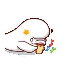 白イルカのベルカちゃん(個別スタンプ:5)