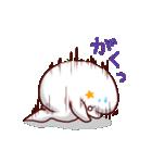 白イルカのベルカちゃん(個別スタンプ:22)