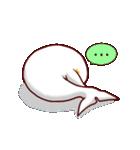 白イルカのベルカちゃん(個別スタンプ:29)