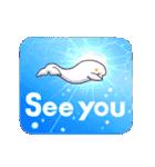 白イルカのベルカちゃん(個別スタンプ:36)
