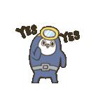 うみちゃんとマゴルー(個別スタンプ:12)