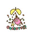 開運!招福☆ぶーちゃん(個別スタンプ:12)
