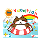 ハワイのSERIの愛猫ViViスペシャル①(個別スタンプ:02)