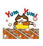 ハワイのSERIの愛猫ViViスペシャル①(個別スタンプ:06)