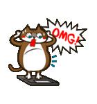ハワイのSERIの愛猫ViViスペシャル①(個別スタンプ:09)