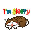 ハワイのSERIの愛猫ViViスペシャル①(個別スタンプ:11)