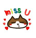 ハワイのSERIの愛猫ViViスペシャル①(個別スタンプ:23)