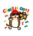 ハワイのSERIの愛猫ViViスペシャル①(個別スタンプ:24)