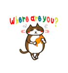 ハワイのSERIの愛猫ViViスペシャル①(個別スタンプ:26)