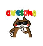 ハワイのSERIの愛猫ViViスペシャル①(個別スタンプ:35)
