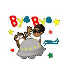 ハワイのSERIの愛猫ViViスペシャル①(個別スタンプ:39)