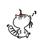 お灸猫「文太」vol.3 リアクション編(個別スタンプ:27)