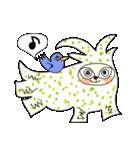 涙・ときどき ・青い鳥(個別スタンプ:01)