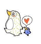 涙・ときどき ・青い鳥(個別スタンプ:02)