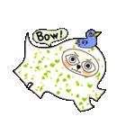 涙・ときどき ・青い鳥(個別スタンプ:06)