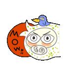 涙・ときどき ・青い鳥(個別スタンプ:08)