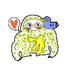 涙・ときどき ・青い鳥(個別スタンプ:10)