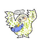 涙・ときどき ・青い鳥(個別スタンプ:12)