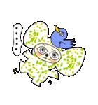涙・ときどき ・青い鳥(個別スタンプ:13)