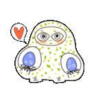 涙・ときどき ・青い鳥(個別スタンプ:17)