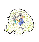 涙・ときどき ・青い鳥(個別スタンプ:19)