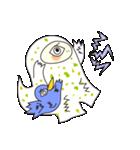涙・ときどき ・青い鳥(個別スタンプ:23)
