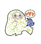 涙・ときどき ・青い鳥(個別スタンプ:33)