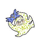 涙・ときどき ・青い鳥(個別スタンプ:38)