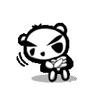 スケルトンパンダのスケパン(個別スタンプ:05)